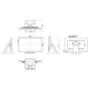 Интерактивная панель iiyama ProLite T2236MSC-B2 ― схема