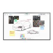 Широкоформатный дисплей сверхвысокого разрешения Nec MultiSync Vxx4Q IGB