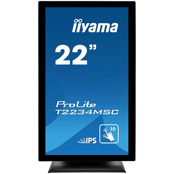 Интерактивная панель iiyama ProLite T2234MSC-B6X — 22″