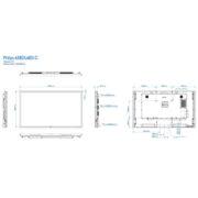 Интерактивная панель PHILIPS 65BDL6051C/00 — схема