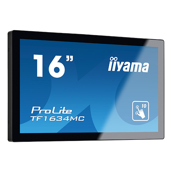 Интерактивная панель iiyama ProLite TF1634MC-B6X — 16″