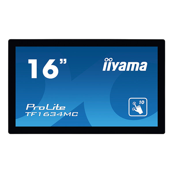 Интерактивная панель iiyama ProLite TF1634MC — 16″