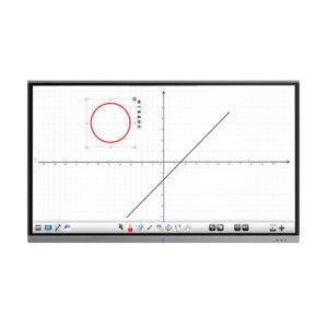 "Интерактивная панель Prestigio MultiBoard — 65"" L серии PMB528L652"