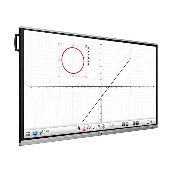 Интерактивная панель Prestigio MultiBoard — 65″ L серии PMB528L652