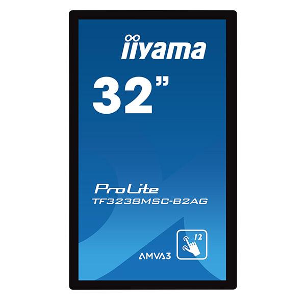 Интерактивная панель iiyama ProLite TF3238MSC-B2AG — 32″