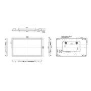 Интерактивная панель iiyama ProLite TF4938UHSC-B2AG — 49″