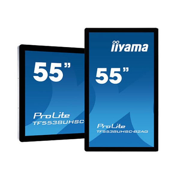 Интерактивная панель iiyama ProLite TF5538UHSC-B2AG — 55″