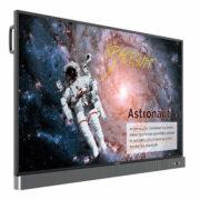 Интерактивная панель BenQ RM8602S для образования с диагональю 86″ и разрешением 4K UHD