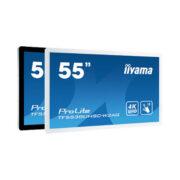 Интерактивная панель iiyama ProLite TF5538UHSC-W2AG — 55″