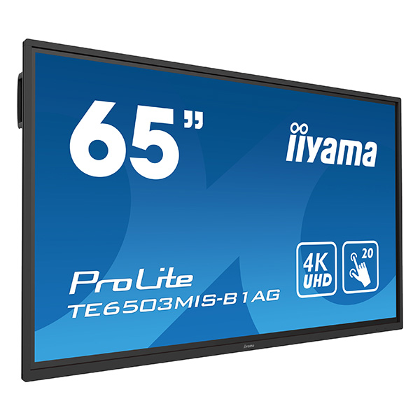 Интерактивная панель iiyama PROLITE TE6503MIS-B1AG — 65″