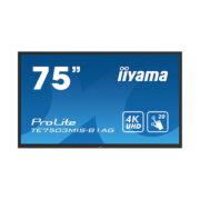 """Интерактивная панель iiyama PROLITE TE7503MIS-B1AG - 75"""""""
