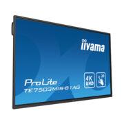 Интерактивная панель iiyama PROLITE TE7503MIS-B1AG — 75″