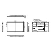 Интерактивная панель iiyama PROLITE TE7503MIS-B1AG (схема)