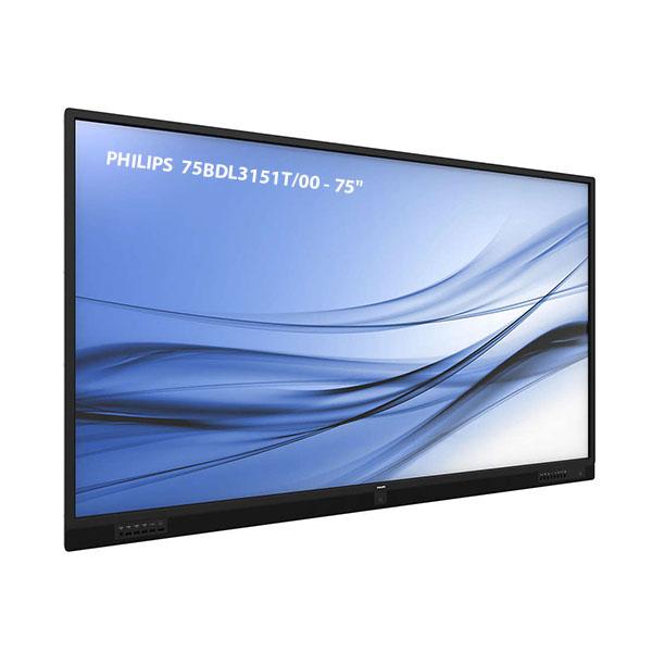 Интерактивная панель PHILIPS 75BDL3151T/00 — 75″