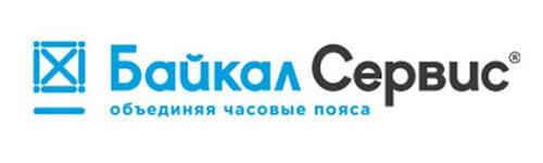 "Логотип ""Байкал Сервис"""