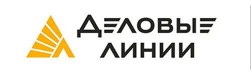 """Логотип """"Деловые линии"""""""