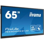 Интерактивная панель iiyama PROLITE TE6504MIS-B1AG — 65″