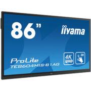 Интерактивная панель iiyama PROLITE TE8604MIS-B1AG — 86″