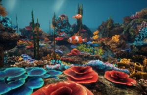 Режим «Коралловый риф